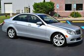 2010 Mercedes-Benz C-Class C 300 Luxury 4Matic AWD