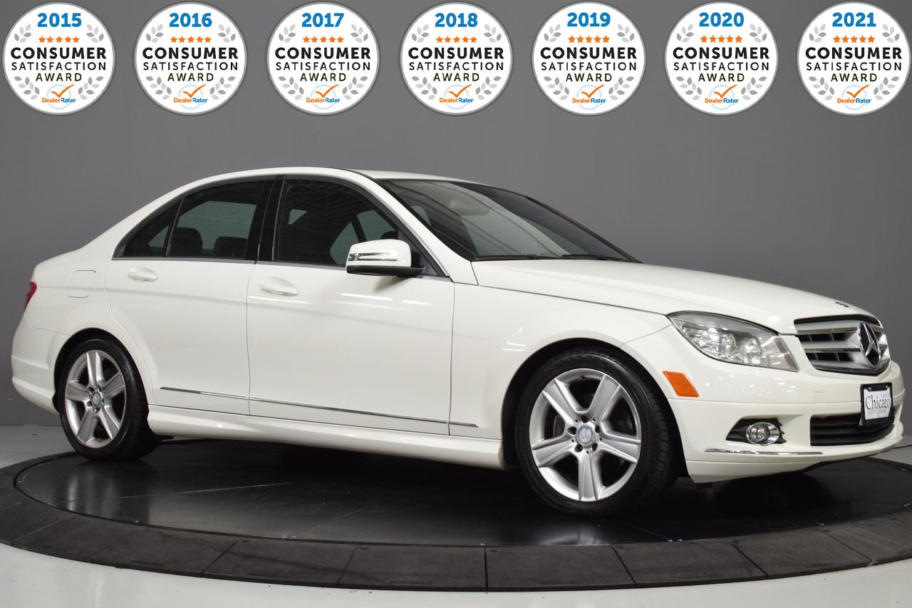 2010 Mercedes-Benz C-Class C 300 Luxury Glendale Heights IL