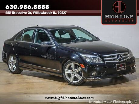 2010_Mercedes-Benz_C-Class_C 300 Luxury_ Willowbrook IL