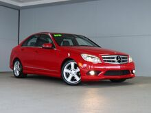 2010_Mercedes-Benz_C-Class_C 300_ Kansas City KS