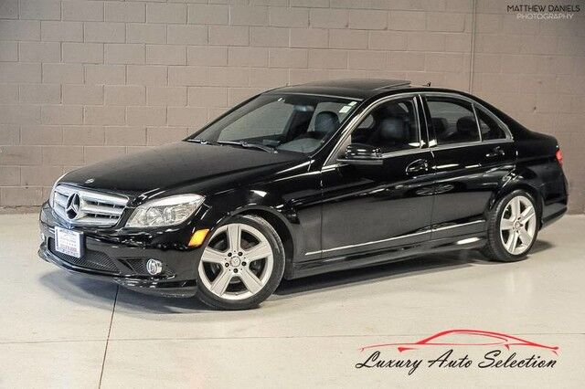 2010_Mercedes-Benz_C300 Sport 4Matic_4dr Sedan_ Chicago IL