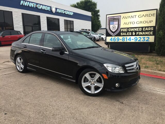 2010 Mercedes Benz C300 Sport KEYLESS   GO, AVANTGARDE SPORT PACKAGE,  LEATHER, SUNROOF!!! EXCELLENT CONDITION!!! Plano TX 24523646