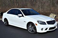 2010_Mercedes-Benz_C63 AMG_AMG_ Easton PA