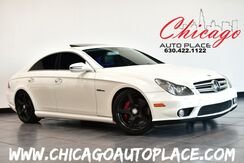 2010_Mercedes-Benz_CLS-Class_CLS 63 AMG - 6.3L V8 AMG ENGINE NAVIGATION GRAY LEATHER HEATED/COOLED SEATS KEYLESS GO SUNROOF POWER TRUNK_ Bensenville IL