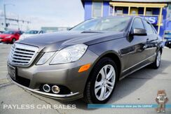 2010_Mercedes-Benz_E 350_4Matic AWD / Power & Heated Leather Seats / Navigation / Sunroof / Harman Kardon Speakers / Bluetooth / Back-Up Camera / 24 MPG_ Anchorage AK