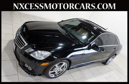 Mercedes-Benz E-Class E 350 LUXURY SEDAN PREMIUM PKG 1-OWNER. 2010