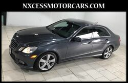 2010_Mercedes-Benz_E-Class_E 350 Luxury LEATHER NAVIGATION SUNROOF_ Houston TX