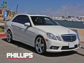 2010_Mercedes-Benz_E-Class_E 350 Luxury_ Newport Beach CA