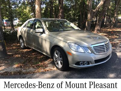 2010_Mercedes-Benz_E-Class_E 350 Luxury_ Charleston SC