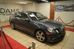 2010_Mercedes-Benz_E-Class_E 350 WITH SPORT AND LED PACK_ Charlotte NC