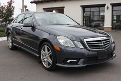 2010 Mercedes-Benz E-Class E 550 Luxury San Antonio TX