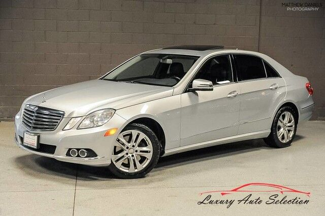 2010 Mercedes-Benz E350 4Matic Luxury 4dr Sedan Chicago IL