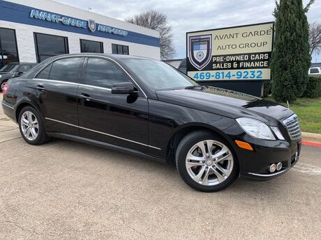 2010 Mercedes-Benz E350 Luxury NAVIGATION REAR VIEW CAMERA, HEATED LEATHER, SUNROOF!!! LOADED!!! ONE LOCAL OWNER!!! Plano TX