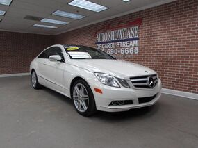 Mercedes-Benz E350 SPORT COUPE AMG PANORAMIC 2010