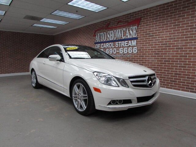 2010 Mercedes-Benz E350 SPORT COUPE AMG PANORAMIC Carol Stream IL