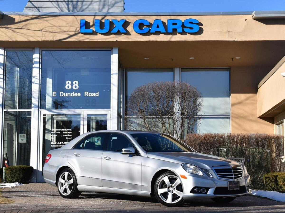2010_Mercedes-Benz_E350_Sport Nav 4MATIC_ Buffalo Grove IL