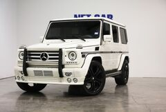 2010_Mercedes-Benz_G-Class_G55 AMG_ Houston TX