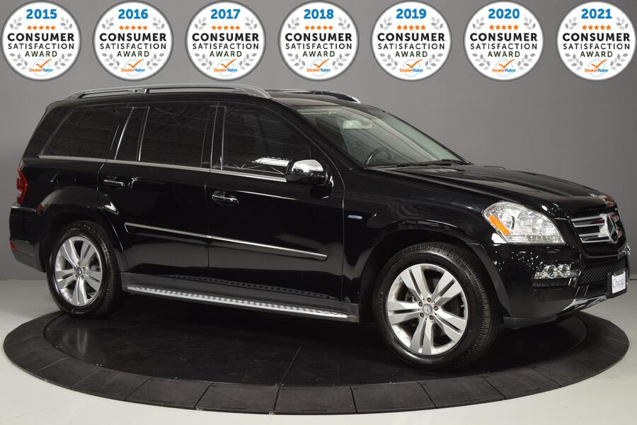 2010_Mercedes-Benz_GL-Class_GL 350 BlueTEC_ Glendale Heights IL