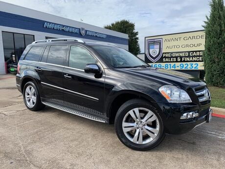 2010 Mercedes-Benz GL450 4MATIC NAVIGATION REAR VIEW CAMERA, PARKING SENSORS, HEATED LEATHER, SUNROOF, 3RD ROW!!! EXTRA CLEAN!!! Plano TX