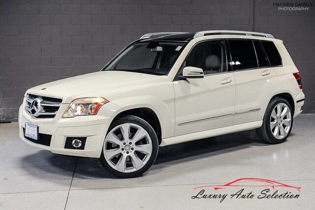 2010_Mercedes-Benz_GLK 350 4Matic_4dr SUV_ Chicago IL