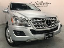 2010_Mercedes-Benz_M-Class_ML 350_ Carrollton  TX