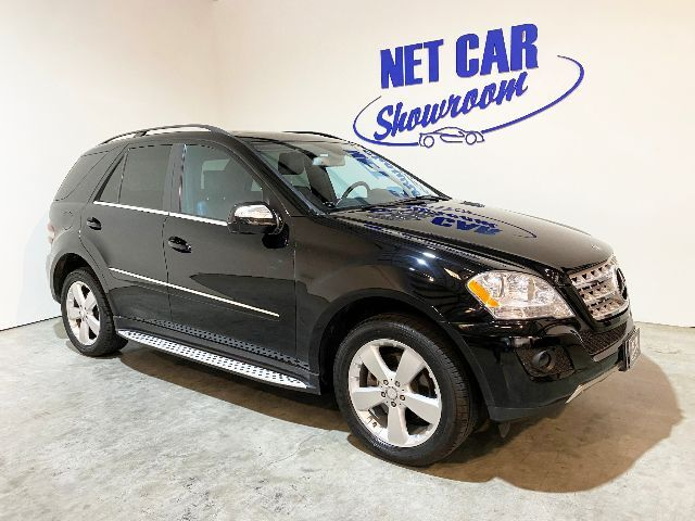 2010 Mercedes-Benz M-Class ML 350 Houston TX