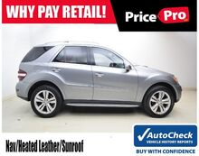 2010_Mercedes-Benz_M-Class_ML 350_ Maumee OH