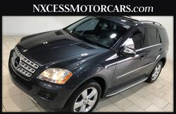 2010_Mercedes-Benz_M-Class_ML 350 NAVIGATION, LEATHER, SUNROOF_ Houston TX