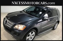 Mercedes-Benz M-Class ML 350 NAVIGATION, LEATHER, SUNROOF 2010