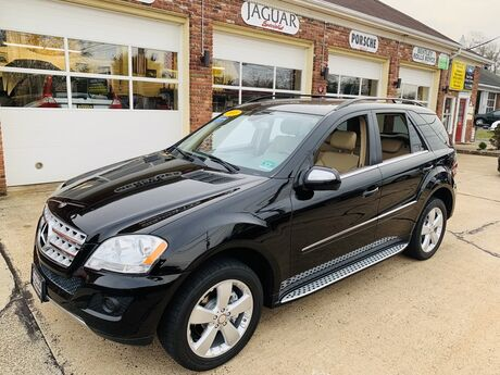 2010 Mercedes-Benz M-Class ML 350 Shrewsbury NJ