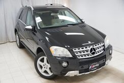 2010_Mercedes-Benz_M-Class_ML550 4MATIC Navigation Harmon Kardon Tow Hitch 360 Camera Sunroof_ Avenel NJ