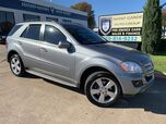 2010 Mercedes-Benz ML350 NAVIGATION REAR VIEW CAMERA, PREMIUM SOUND, HEATED LEATHER SEATS, SUNROOF!!! EXTRA CLEAN!!! FORMER CPO !!!