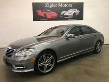 2010_Mercedes-Benz_S-Class AMG Sport Low miles, Clean Carfax_S 550 Prem II Night Vision*PRISTINE*_ Addison TX