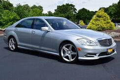 2010_Mercedes-Benz_S-Class_S 550 4Matic_ Easton PA