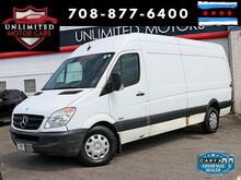 2010_Mercedes Benz_SPRINTER CDI_2500 HIGH ROOF_ Bridgeview IL