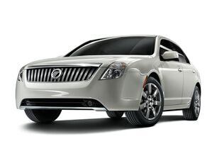 2010 Mercury Milan Premier Boston MA