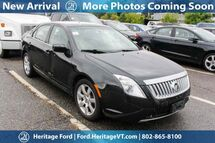 2010 Mercury Milan Premier South Burlington VT