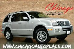 2010_Mercury_Mountaineer_Premier AWD - ALL WHEEL DRIVE 4.0L V6 ENGINE BLACK LEATHER HEATED SEATS SUNROOF 3RD ROW MICROSOFT SYNC_ Bensenville IL