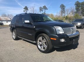 Mercury Mountaineer Premier AWD 2010