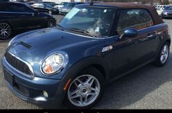 2010_Mini_Cooper_S Convertible_ Charlotte and Monroe NC