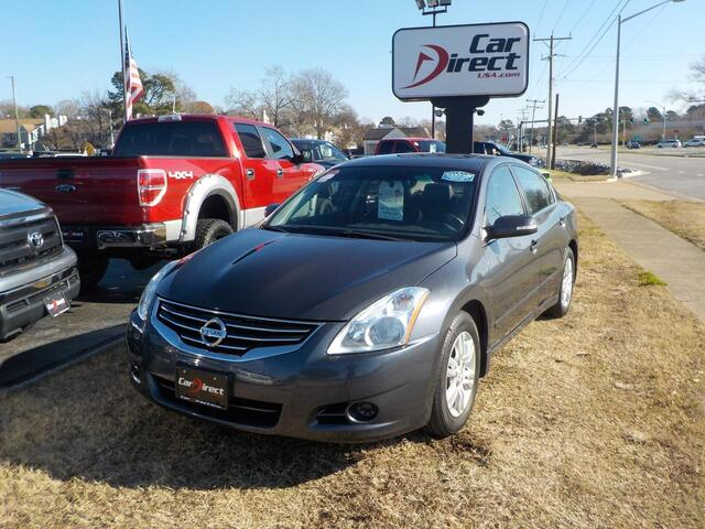 2010 NISSAN ALTIMA 2.5 SL, BUY BACK GUARANTEE AND WARRANTY, BOSE SOUND SUNROOF, LEATHER, ONLY ONE OWNER!!! Virginia Beach VA