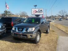 2010_NISSAN_FRONTIER_CREW CAB SE 4X4, DVD, BLUETOOTH, BED LINER, VERY CLEAN!!!_ Virginia Beach VA