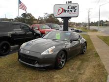 NISSAN 370Z COUPE 40TH ANNIVERSARY, BUY BACK GUARANTEE & WARRANTY, NAVI, DVD, SIRIUS, BLUETOOTH, ONLY 68K MILES! 2010
