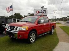 2010_NISSAN_TITAN_LE 4X4,BUY BACK GUARANTEE & WARRANTY, NAVI, DVD, BLUETOOTH, TOW PKG, LOW MILES!!_ Virginia Beach VA