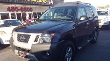 2010_NISSAN_XTERRA_SE 4X4, CARFAX CERTIFIED, PREMIUM SOUND, ROOF RACKS,  FOG LAMPS, RUNNING BOARDS, ONLY 72K MILES!_ Norfolk VA