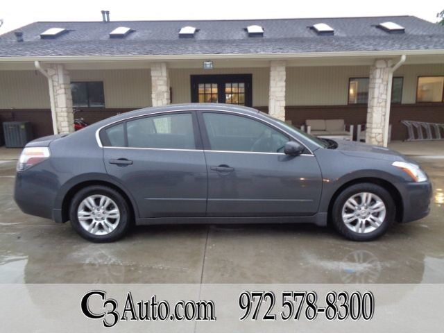High Quality 2010 Nissan Altima 2.5 S Plano TX ...