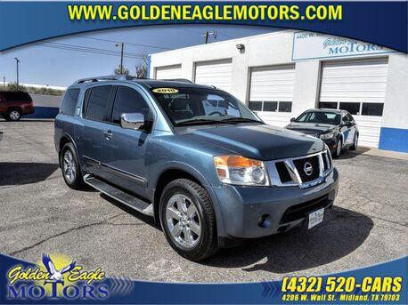2010_Nissan_Armada_2WD 4dr SE_ Midland TX
