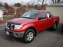 2010_Nissan_Frontier_LE_ Roanoke VA