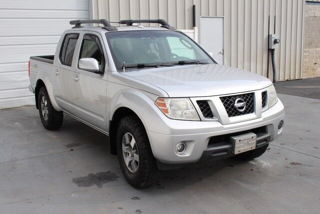 Frontier Pro 4x >> 2010 Nissan Frontier Pro 4x Crew Cab 4wd Truck Pro 4x Leather Sunroof