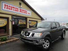 2010_Nissan_Frontier_SE Crew Cab LWB 4WD_ Middletown OH